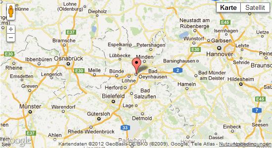 google maps karte HTML5 Geolocation API: Standort in Google Maps anzeigen google maps karte